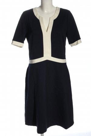 Boden Shortsleeve Dress black-natural white casual look