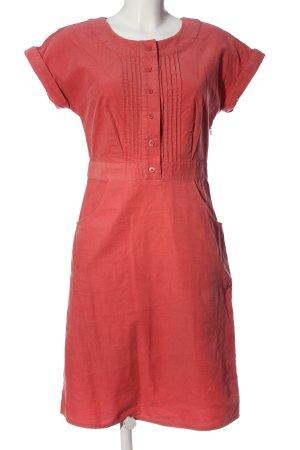 Boden Kurzarmkleid pink Casual-Look