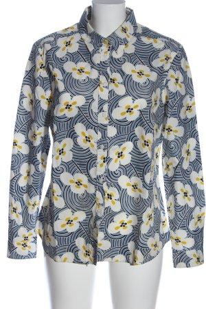 Boden Koszula z długim rękawem Wzór w kwiaty W stylu casual
