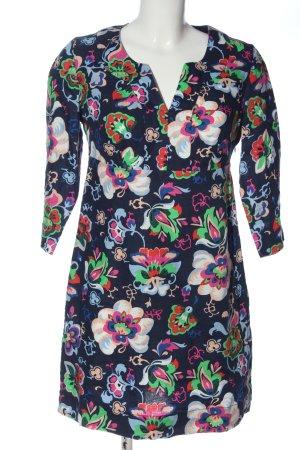 Boden Sukienka z długim rękawem Na całej powierzchni W stylu casual