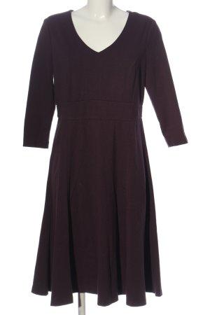 Boden Sukienka z długim rękawem brązowy W stylu casual