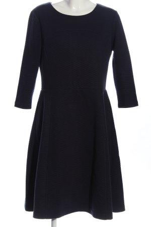 Boden Sukienka z długim rękawem czarny W stylu casual