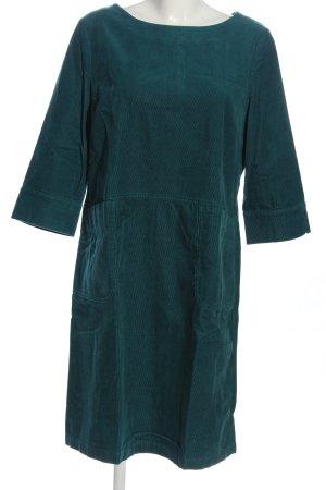 Boden Sukienka z długim rękawem zielony W stylu casual