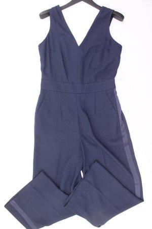 Boden Langer Jumpsuit blauw-neon blauw-donkerblauw-azuur Polyester