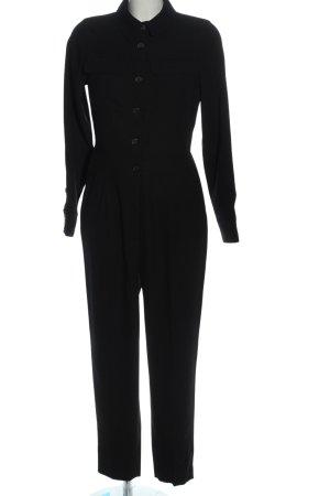 Boden Langer Jumpsuit nero stile casual
