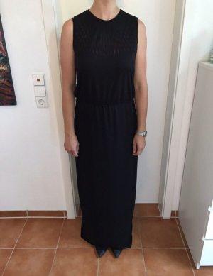 Hugo Boss Maxi abito nero