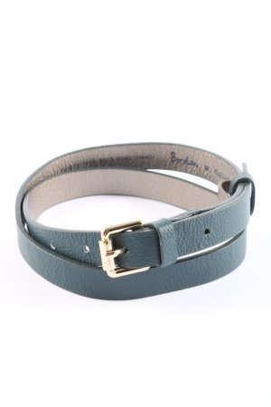 Boden Leather Belt blue business style