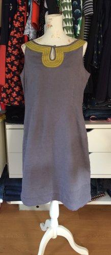 Boden Leinen Kleid Gr. 16 L