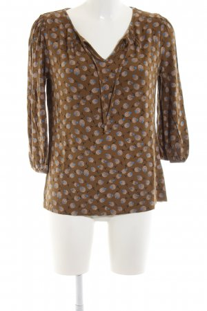 Boden Longsleeve allover print business style