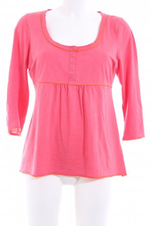 Boden Longsleeve pink Casual-Look