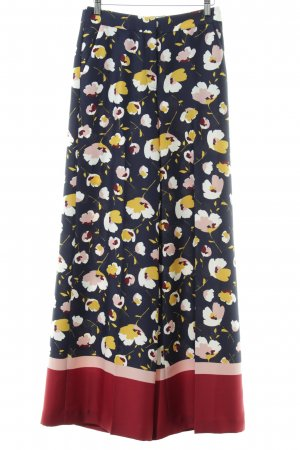Boden Marlene Trousers floral pattern '70s style