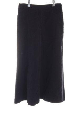 Boden Maxi rok zwart zakelijke stijl