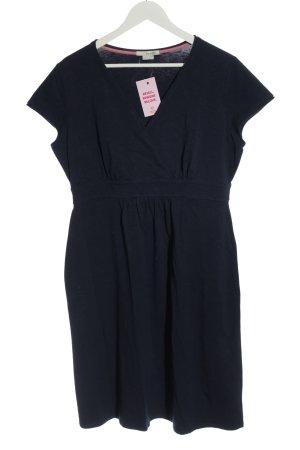 Boden Sukienka z krótkim rękawem niebieski W stylu casual