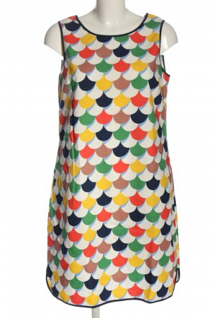 Boden Mini Dress abstract pattern casual look