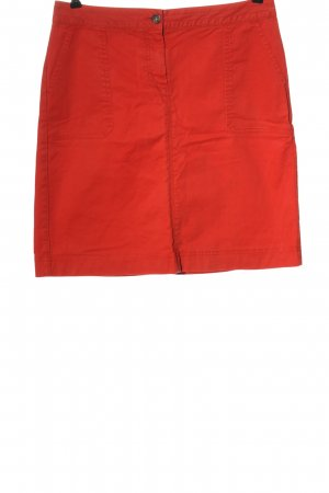 Boden Mini rok rood casual uitstraling