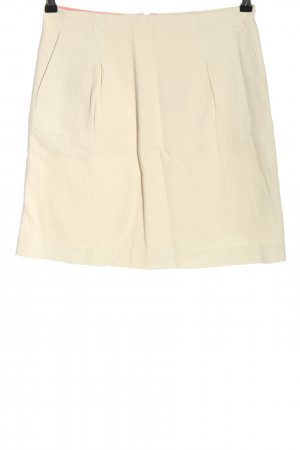 Boden Mini rok wit casual uitstraling
