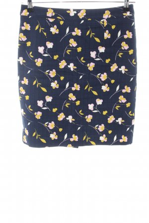 Boden Miniskirt flower pattern casual look