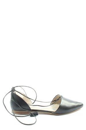 Boden Riemchen-Sandalen schwarz Elegant