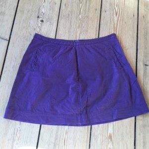 Boden Jupe mi-longue bleu violet