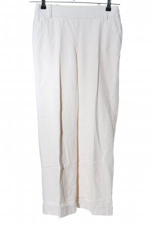 Boden Pantalone a zampa d'elefante bianco sporco stile professionale