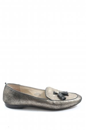 Boden Slip-on Shoes silver-colored elegant