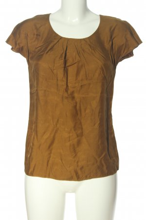 Boden Slip-over Blouse brown casual look