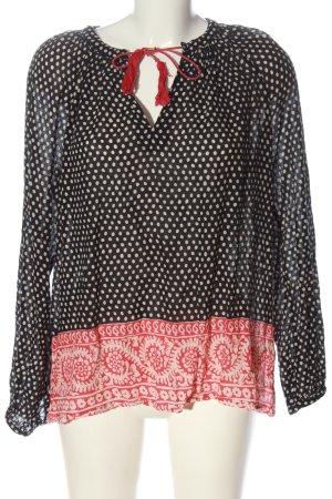 Boden Slip-over blouse bloemenprint casual uitstraling