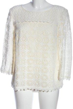 Boden Bluzka przez głowę biały W stylu casual