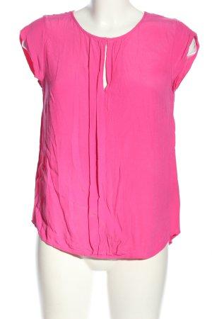 Boden Slip-over blouse roze casual uitstraling