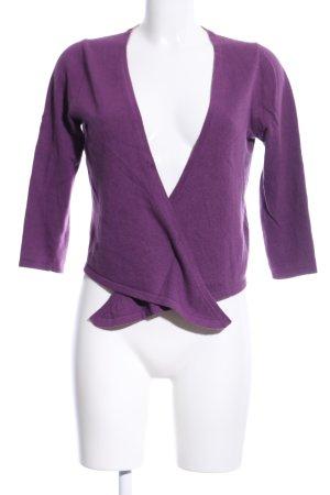 Boden Veste chemise violet style décontracté