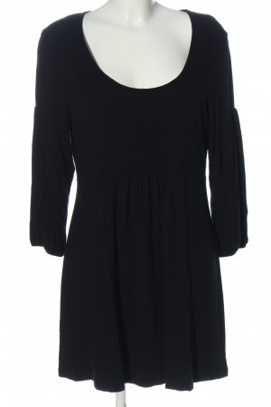 Boden Camicia a tunica nero stile casual
