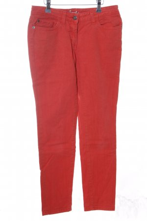 Boden Slim Jeans rot Casual-Look