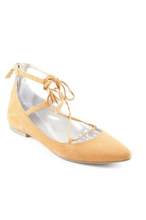 Boden Slingback Ballerinas orange Elegant