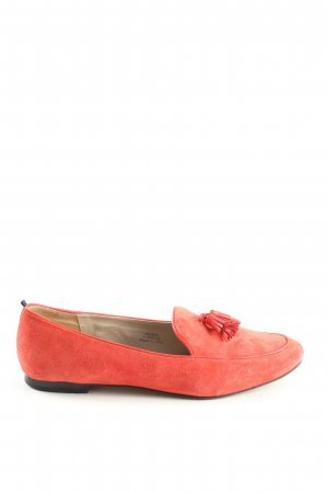 Boden Pantoffels roze casual uitstraling