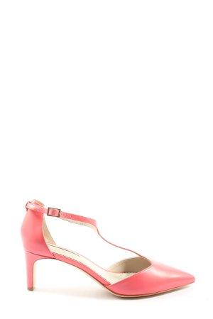 Boden Spitz-Pumps pink Casual-Look