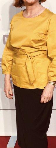 Boden Bluzka z krótkim rękawem złotopomarańczowy