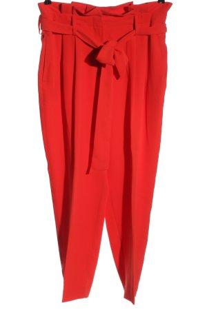 Boden Stoffen broek rood casual uitstraling