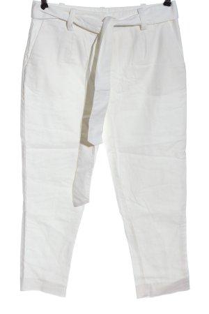 Boden Pantalone jersey bianco stile casual