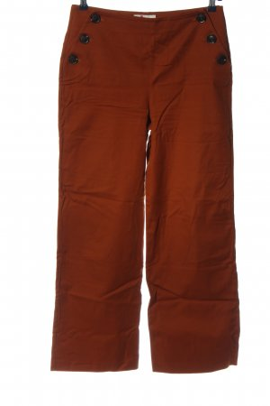 Boden Pantalone jersey rosso stile casual