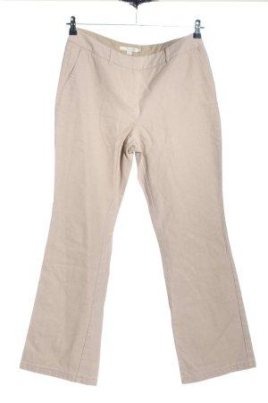 Boden Spodnie materiałowe kremowy W stylu casual