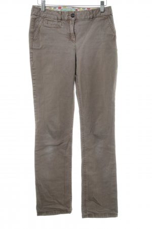 Boden Stoffhose beige Casual-Look