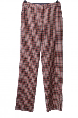 Boden Stoffhose Karomuster Casual-Look