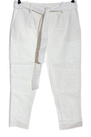 Boden Stoffen broek wit casual uitstraling