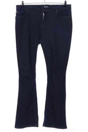 Boden Boot Cut Jeans blau Casual-Look