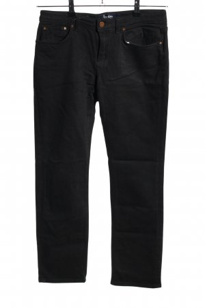Boden Straight-Leg Jeans schwarz Casual-Look