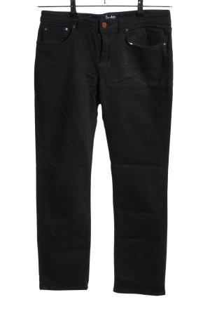 Boden Jeansy z prostymi nogawkami czarny W stylu casual