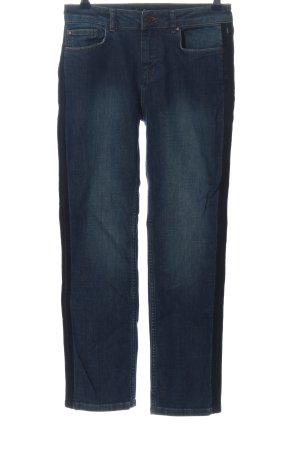 Boden Jeans coupe-droite bleu style décontracté
