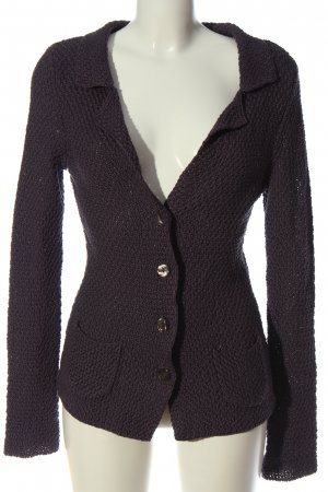 Boden Knitted Cardigan lilac cotton