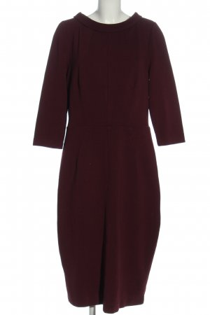 Boden Gebreide jurk rood zakelijke stijl