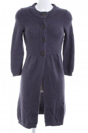 Boden Knitted Coat lilac casual look